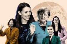 Mengapa pemimpin wanita lebih berhasil menangani krisis Covid-19?