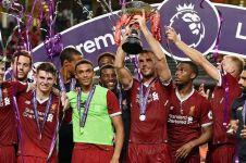 Liga Inggris kembali digelar, Liverpool 'buka puasa' tanpa fans?