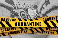 7 Tips untuk mewarnai hari-harimu selama self quarantine