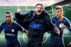 Bagaimana skuat Chelsea setelah kedatangan Timo Werner & Hakim Ziyech?