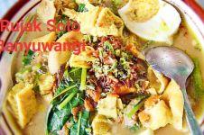 Rujak Soto, makanan khas Banyuwangi dengan cita rasa unik
