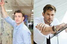 7 Aktor Hollywood ternama ini sama-sama punya nama depan 'Chris'