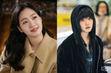 10 Potret Kim Go Eun mainkan peran ganda di The King: Eternal Monarch