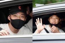 3 Aktor Korea ini menjalani wajib militer pada tahun 2020