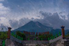 Menikmati wisata Bunker Kaliadem di lereng Gunung Merapi