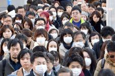 Alasan di balik kegemaran warga Jepang memakai masker