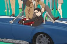 Fugou Keiji: Balance Unlimited, anime mengenai dua polisi berbeda