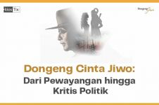 Dongeng Jiwo: Dongeng Cinta Ceuk Aing dari budayawan Sujiwo Tejo