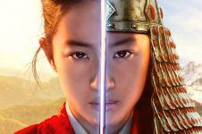 Sempat ditunda, film Mulan keluaran Disney bakal segera tayang