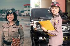 7 Potret memesona Dwi Jayanti, Polwan 'geulis' dari Bandung