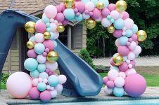 3 Tips dekorasi balon untuk pesta ulang tahun agar lebih meriah