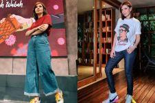 5 Gaya kasual Najwa Shihab dengan sneakers ini bisa jadi inspirasi