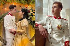 6 Potret Verrell Bramasta saat memerankan sosok pangeran, memesona