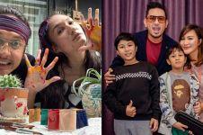 6 Pasangan artis ini tetap harmonis meski beda keyakinan, salut!