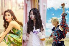 9 MV penyanyi K-Pop wanita ini menginspirasi untuk solo traveling