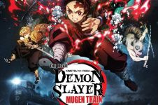 2 Faktor di balik kesuksesan film anime Demon Slayer