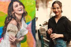 8 Gaya Luna Maya dan Putri Marino, duo artis Bali yang menawan
