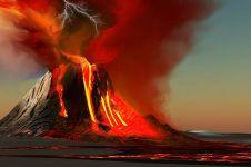 Inilah 7 vulkanisme terbesar dalam Tata Surya kita