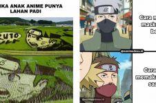 10 Meme kocak tentang anime ini bikin mikir dua kali