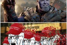 13 Meme kocak Pilpres Amerika Serikat 2020 ini bikin senyum sendiri
