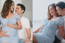 7 Potret menawan Tengku Dewi nantikan kelahiran sang buah hati