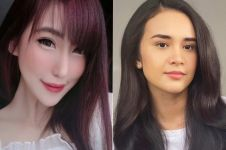 Punya visual memikat, ini 5 potret artis Indonesia keturunan Jepang