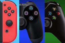 6 Game yang mencitrakan kehebatan Switch, PS4, dan Xbox One