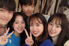 Mengenal 7 remaja dalam drama populer The Penthouse