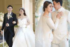 8 Potret pernikahan megah Caesar Hito dan Felicya Angelista