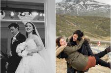 7 Potret mesra honeymoon Feli dan Hito di Turki, romantis banget