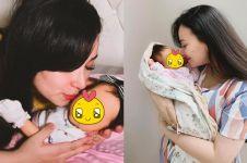 7 Tahun menanti sang buah hati, ini 7 potret ibu siaga ala Asmirandah