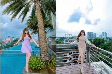 4 Potret terbaru Celine Evangelista, cantik menawan bak ABG