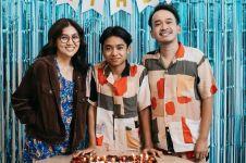 4 Momen ulang tahun Betrand ke-16, penuh kasih dari Ruben dan Wendah