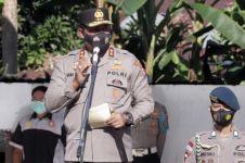Ini 2 hukuman tegas dari Kapolda Sulut untuk polisi mabuk