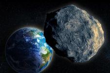 Ini dia asteroid terbesar yang pernah mendekati Bumi