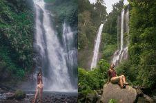 Menikmati keindahan alam Kabupaten Buleleng di Sekumpul Waterfall