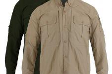 Kemeja tactical, fashion item untuk penggemar army look