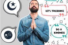 Hargai perbedaan, ini 4 cara untuk memupuk toleransi