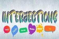 Ketahui 6 jenis interjection dalam kehidupan sehari-hari
