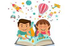 Peran penting orang tua guna menanamkan literasi pada anak usia dini