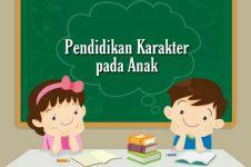 Pendidikan karakter pada anak perlu dukungan semua pihak