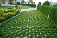 Grass Block Risaikuru, ubah sampah menjadi pundi rupiah