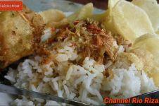 Nasi Uduk Mak Aci: Setengah abad sajikan kenikmatan di Parung, Bogor