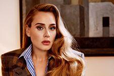 5 Tahun vakum, Adele kembali dengan lagu galau