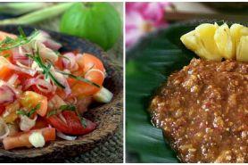 Cobain 12 jenis sambal dari berbagai daerah di Indonesia, mantab abis