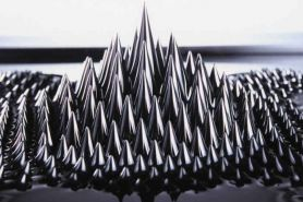 Begini kehebatan Ferrofluid, magnet cair berwujud misterius