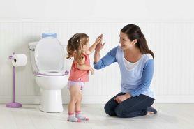 Membuat anak menjadi disiplin dengan Toilet Training, emang bisa?