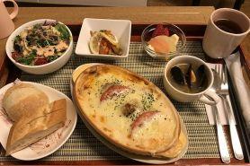 12 Menu makanan rumah sakit di Jepang ini bak hotel bintang lima