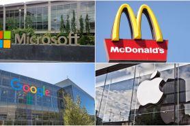 Inilah 10 brand yang paling berpengaruh di dunia