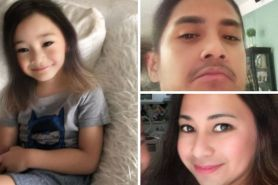 Raffi, Nagita, dan Rafathar pamer foto pakai filter Snapchat